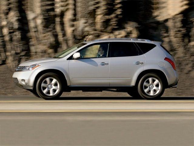 2007 Nissan Murano Sl In Austin Mn Ford Lincoln